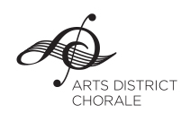 Arts District Chorale